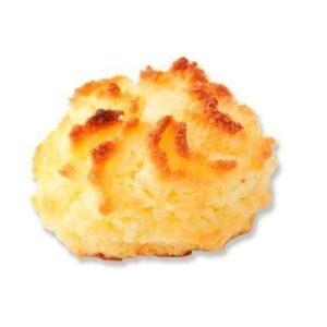 galleta de coco artesanales