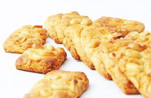galletas de cacahuete a granel